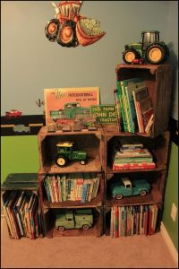 17 Best ideas about Tractor Bedroom on Pinterest