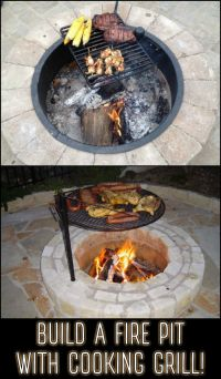 17 Best ideas about Easy Fire Pit on Pinterest | Outdoor ...