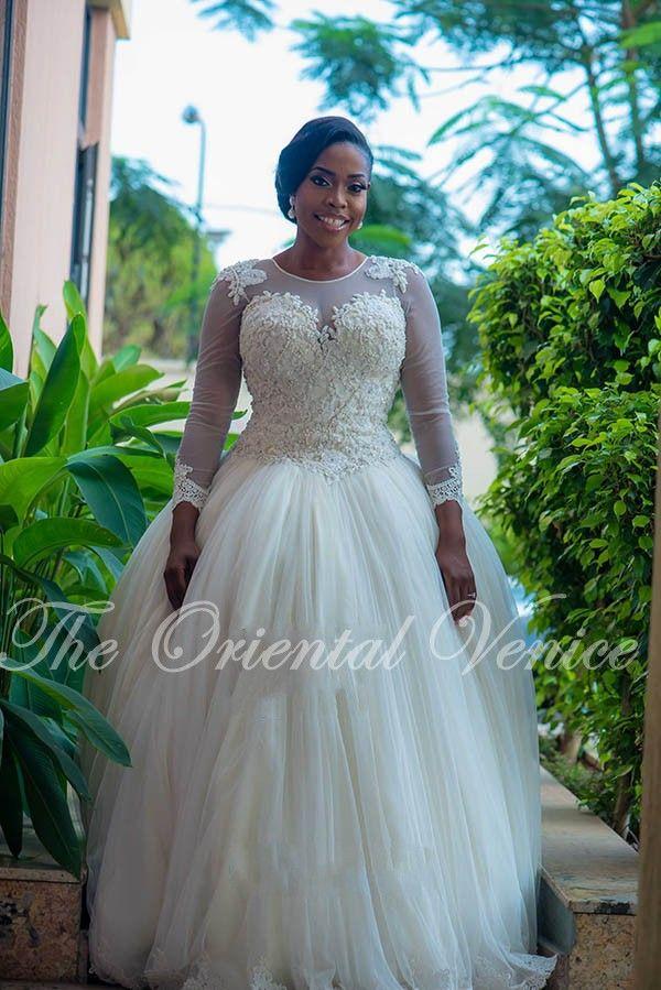 25 best Nigerian Wedding Dress ideas on Pinterest  Ankara styles for weddings African wedding