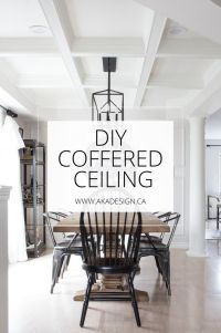 17 Best ideas about Coffered Ceilings on Pinterest | Wood ...