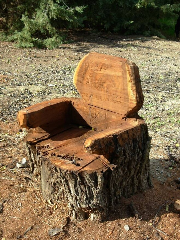huge lawn chair exercise justin timberlake big log log-furniture-2 | furniture ideas pinterest chairs, logs and rustic ...