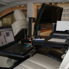 Jeep Desk Chair Big Comfortable Chairs Universal Car Equipped With A Laptop And Printer To Create Full Mobile Workstation ...