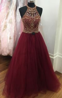25+ Best Ideas about Burgundy Prom Dresses on Pinterest ...