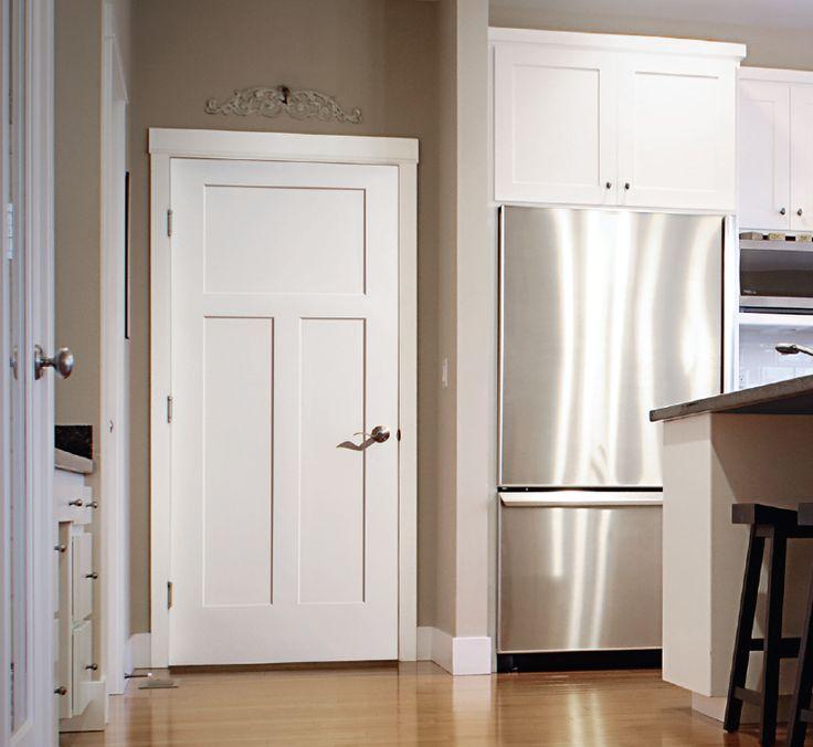 31 best images about Craftsman Interior Door on Pinterest