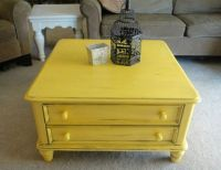 Best 20+ Yellow Coffee Tables ideas on Pinterest | Coral ...