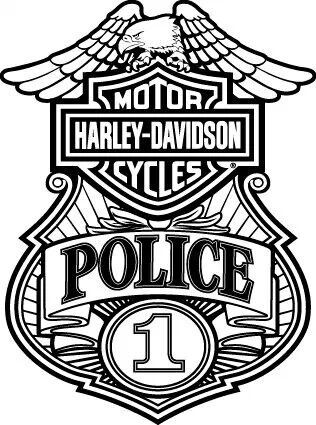 California Highway Patrol now on Harley-Davidsons! www
