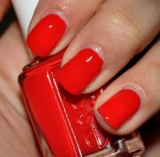 1000 ideas bright red nails