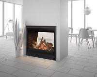 Heat & Glo ST-36 See-Through Gas Fireplace | See-Through ...