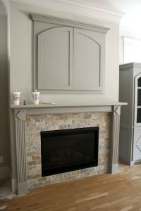 Best 25+ Tile around fireplace ideas on Pinterest