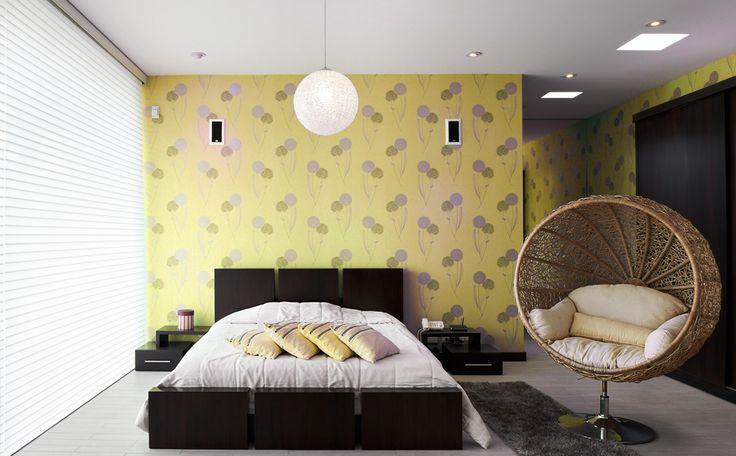 17 beste ideen over Gele Slaapkamers op Pinterest  Gele