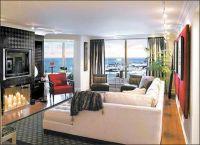 Divine Design: Stark living room becomes a sophisticated ...