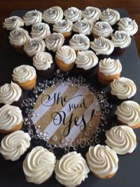 25+ best ideas about Bridal shower cupcakes on Pinterest ...