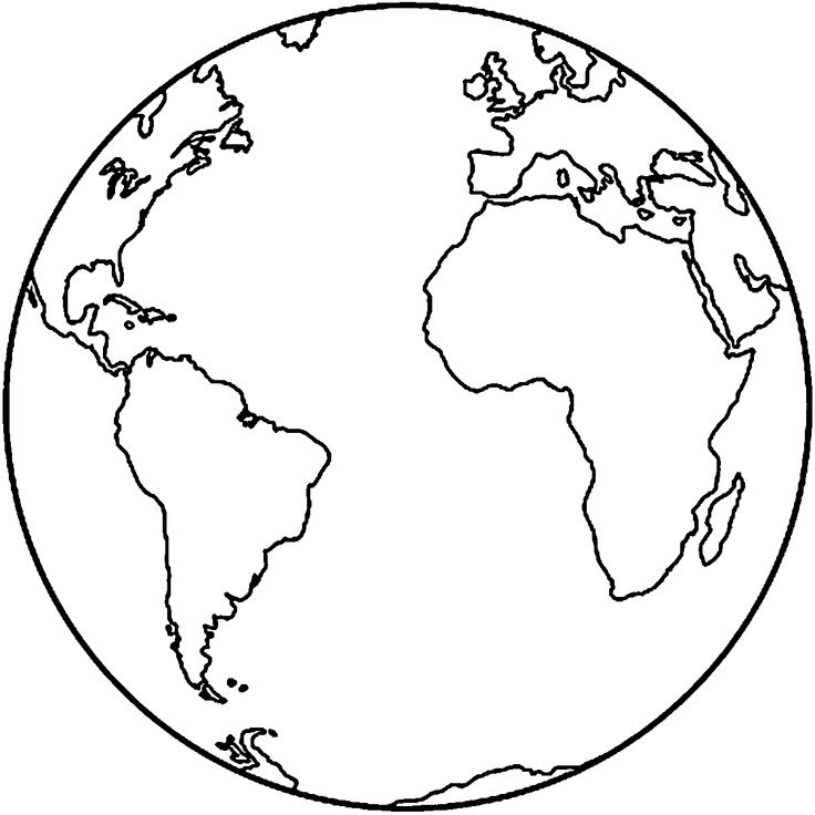1000+ ideas about Earth Coloring Pages on Pinterest