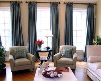 17 Best ideas about Modern Living Room Curtains on ...