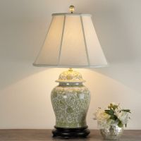 17 Best images about ginger jar lamps on Pinterest