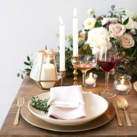 25+ best ideas about Romantic dinner setting on Pinterest