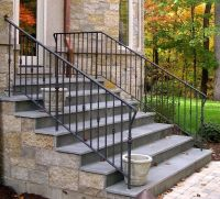 1000+ ideas about Outdoor Stair Railing on Pinterest ...