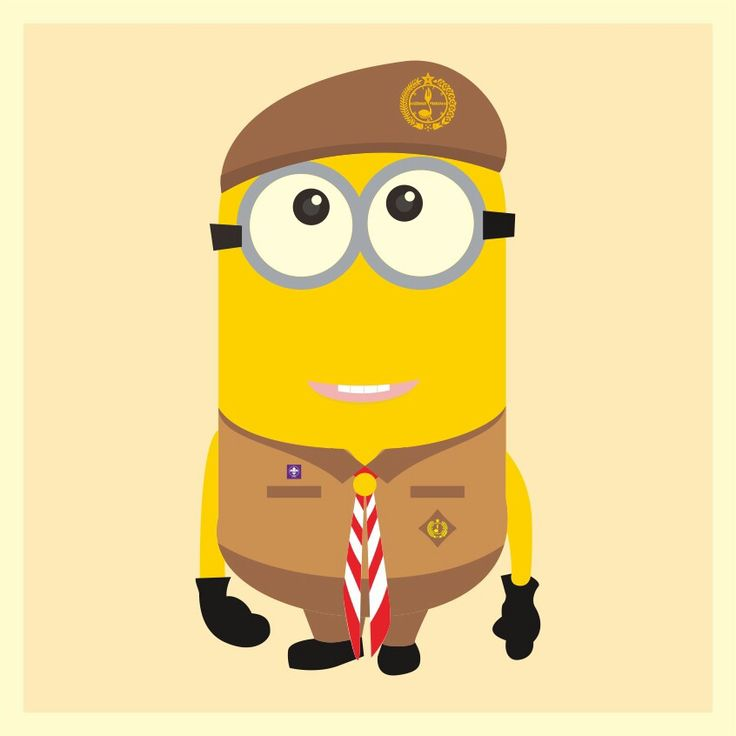 Minion Scouts Indonesia pramuka  Places to Visit