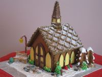 17+ images about chocolate houses on Pinterest | Food ...
