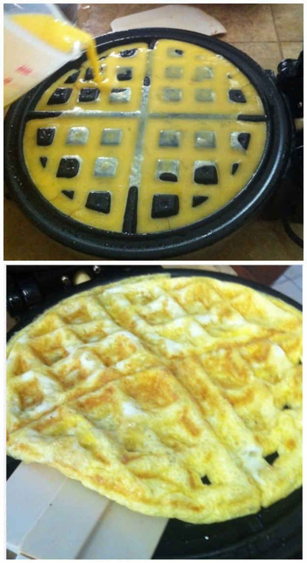 17 things you wouldnt expect to make in a waffle iron – I NEED TO FIND MY WAFFLE IRON AT MY DADS HOUSE!