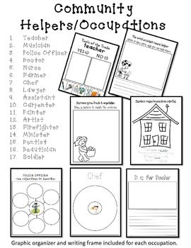 All Worksheets » Community Helpers Grade 1 Worksheets