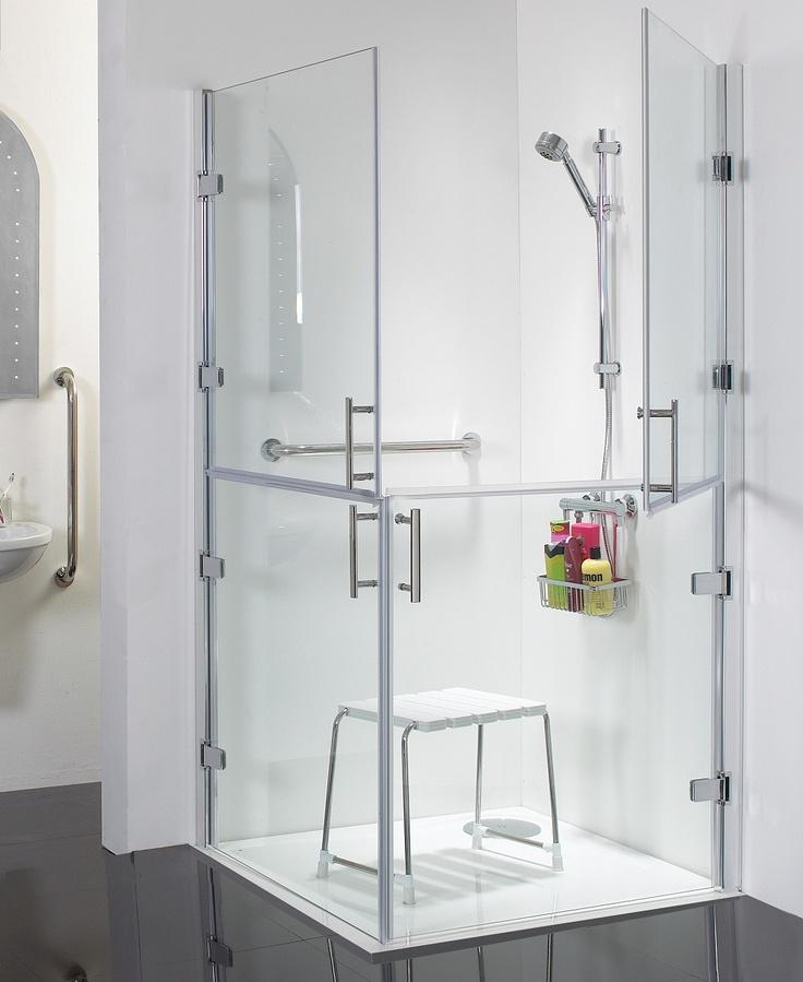 Easy access shower room  Home Design Ideas  Pinterest