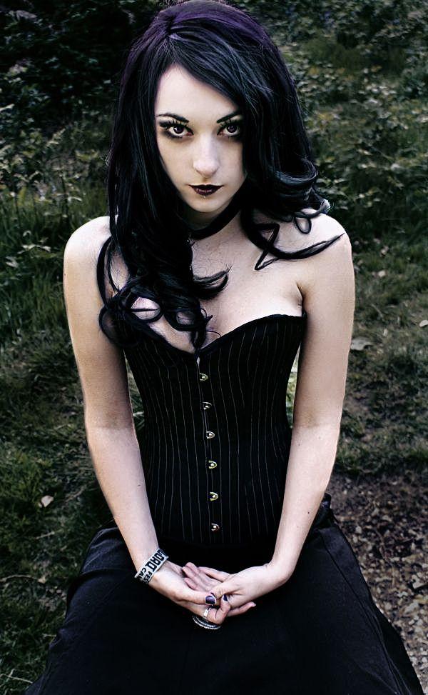 Sexy Goth Punk gothic rock attractive seductive