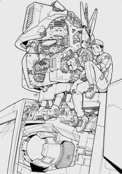 Optimus Prime cutout (thanks, Frank Mak, for correcting me