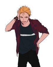 ideas anime boy hair