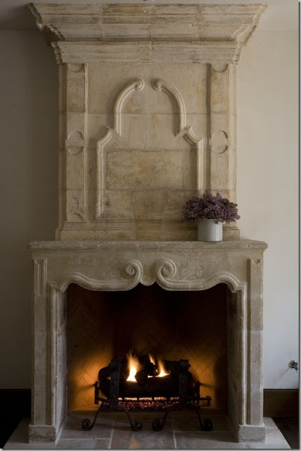 97 Best Images About French Fireplace Mantels On Pinterest