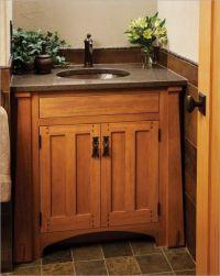 craftsman style bathroom vanity - Google Search   House ...