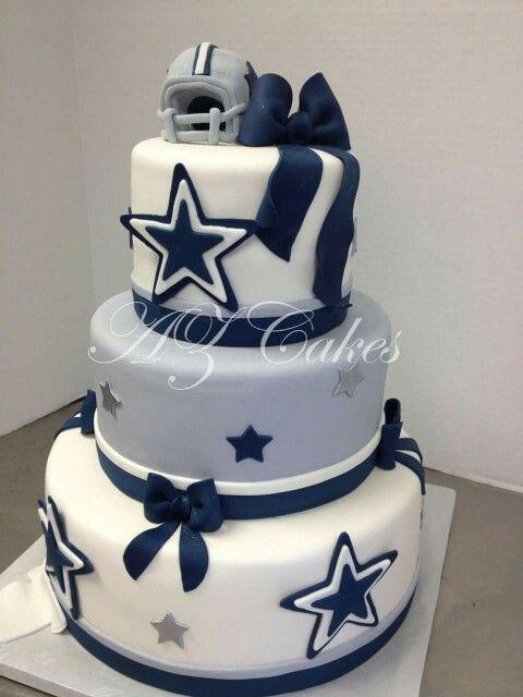 Best 25 Dallas Cowboys Cake Ideas Only On Pinterest