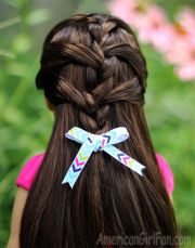 ideas doll hairstyles