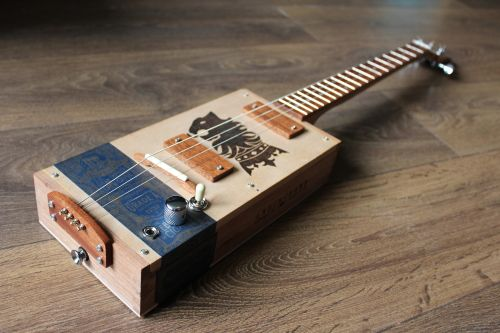 Pickup Wiring Cigar Box Nation