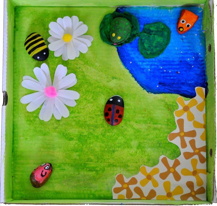 25 Best Ideas About Rock Animals On Pinterest Painted Garden