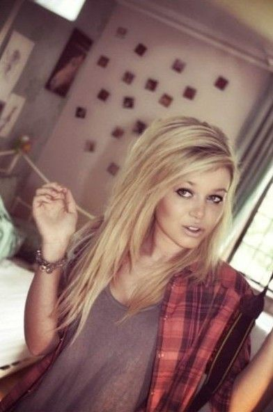 25 Best Ideas About Cute Blonde Hairstyles On Pinterest Cute