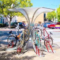 25+ Best Ideas about Bike Parking on Pinterest   Bike ...