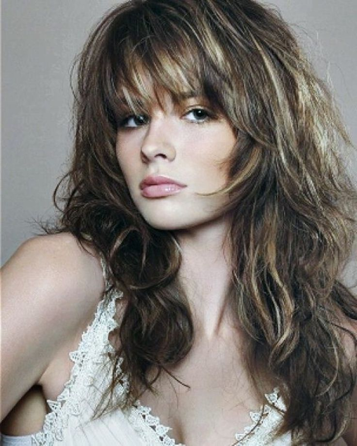 25 best ideas about Long Shaggy Hairstyles on Pinterest  Longer layered bob Hair long bobs