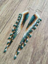 17 Best ideas about Seed Bead Earrings on Pinterest ...