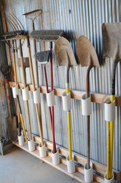 25 Best Ideas About Garden Tool Organization On Pinterest Tool