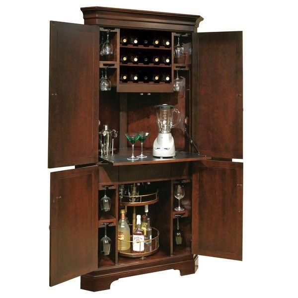 17 Best images about Bar  Liquor Cabinets on Pinterest