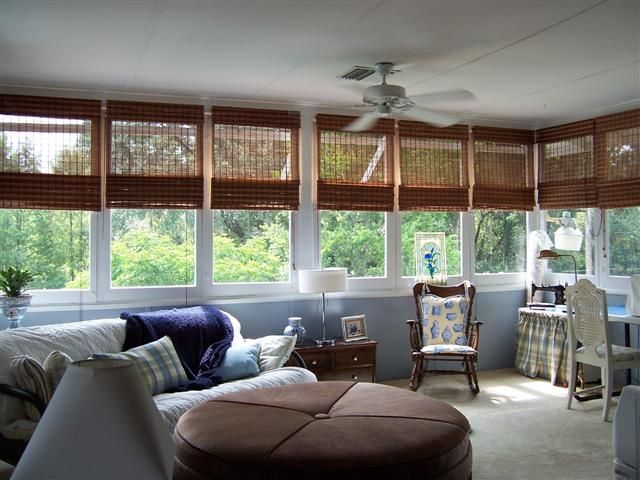 Best 25+ Sunroom blinds ideas on Pinterest