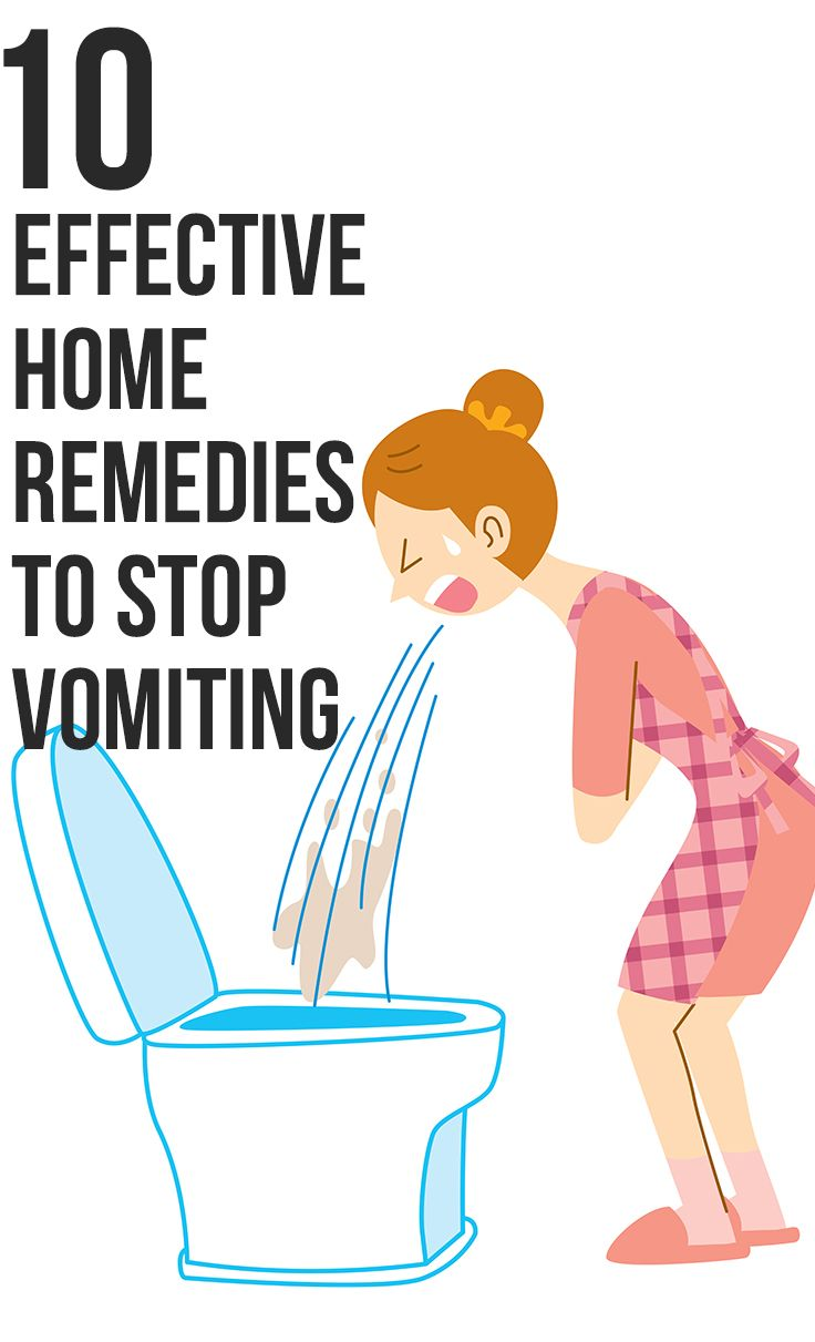 Here are the top 10 home remedies to stop vomiting that are time-tested and can prove to be a lifesaver, s