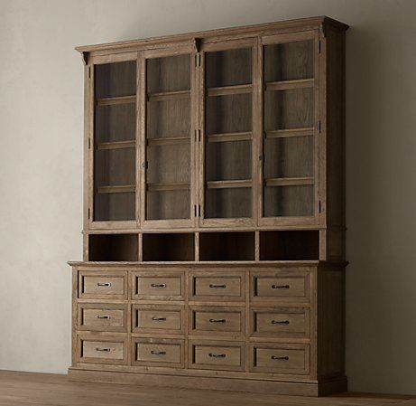 Apothecary Cabinet Restoration Hardware  WoodWorking
