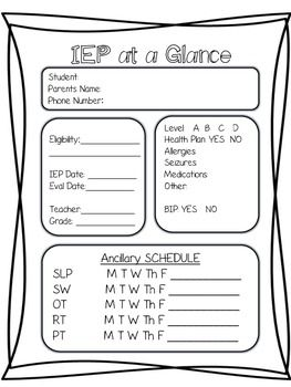 103 best images about Classroom: IEP Goals/Data Collection