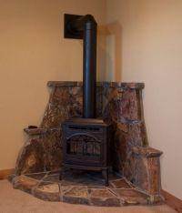25+ best ideas about Corner wood stove on Pinterest | Wood ...