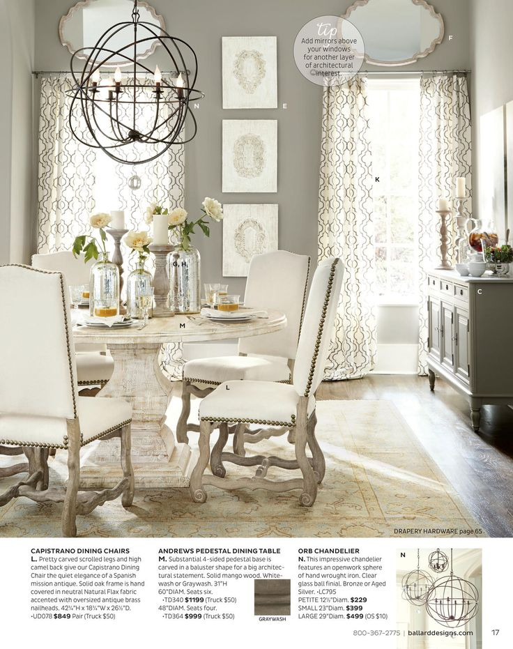 ballard designs upholstered dining chairs folding bamboo best 25+ modern french country ideas on pinterest