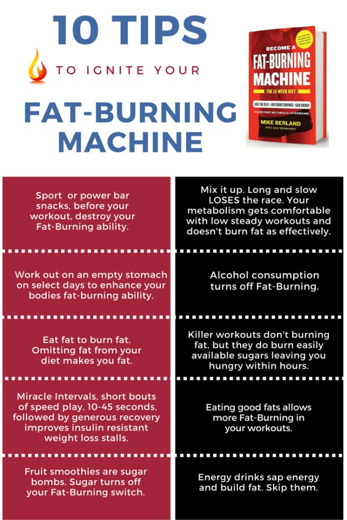 17 Best images about FatBurning Tips on Pinterest  Mike