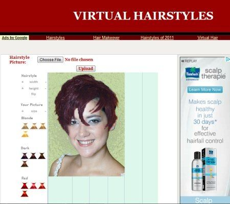 Latest Hairstyle Virtual Hairstyles App Inspiring Photos Of