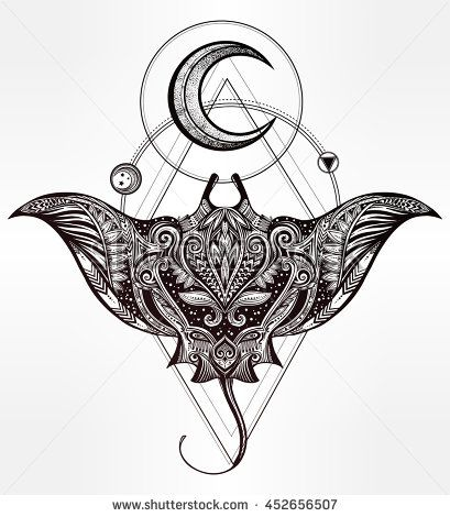 Meaning Of Stingray Tattoo